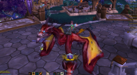My new flying mount :)