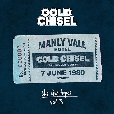 Cold Chisel Live at Manly Vale Hotel in1980