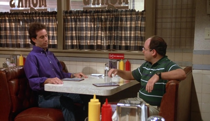 Seinfeld: Therepy in a 1/2episode