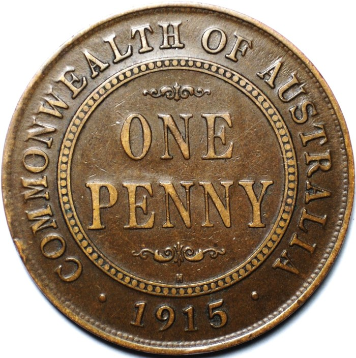 See a Penny pick it up…