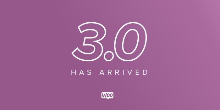 WooCommerce 3.x : I'mexcited