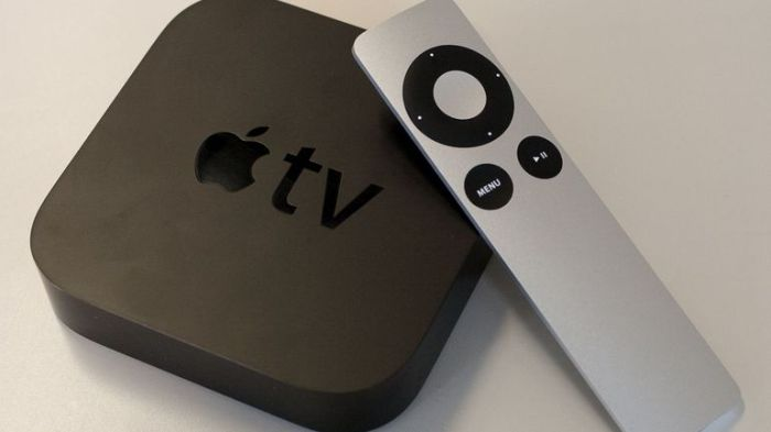 Apple: Apple TV and Apple Music
