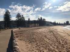Tuesday 21 May walk to Long Reef 20