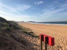 Tuesday 21 May walk to Long Reef 21